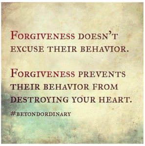 Forgiveness via @TechNinjaTodd