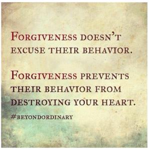 Forgiveness via @TechNinjaTodd