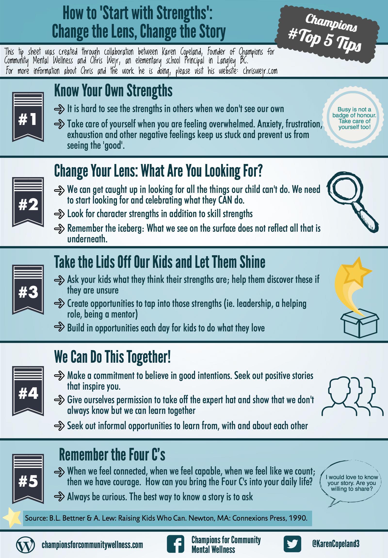 start strengths tips start strengths