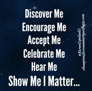 I matter (1)